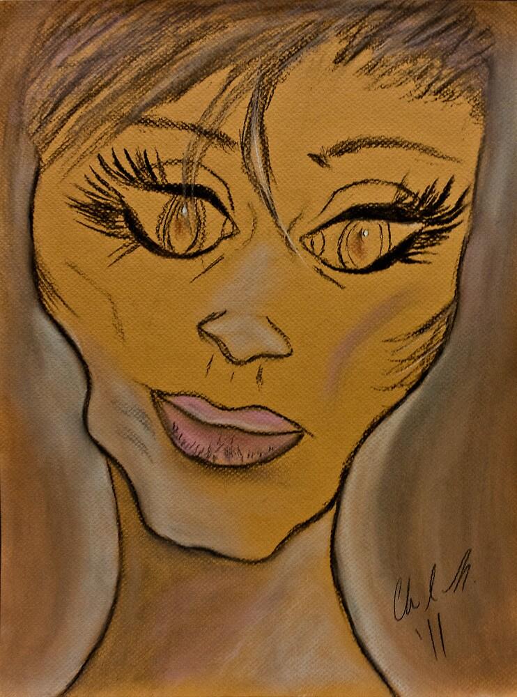 Mona Lisa of Mine by C Rodriguez