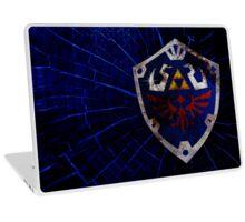 Hylian Shield Laptop Skin