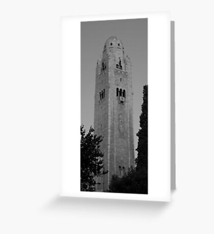 Tower of Strength Greeting Card