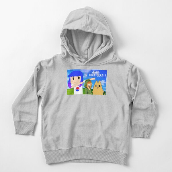 juju on that beat Toddler Pullover Hoodie