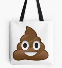 Poop Emoji Tote Bag