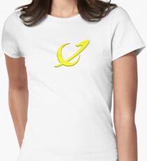 Saturn Legionnaire Womens Fitted T-Shirt