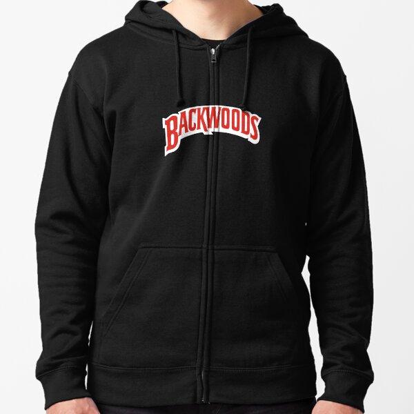 Meilleure vente Backwoods Merchandise Veste zippée à capuche