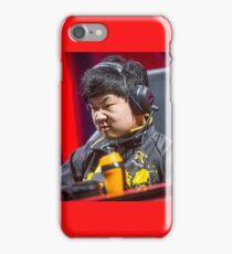 Angry Huni iPhone Case/Skin