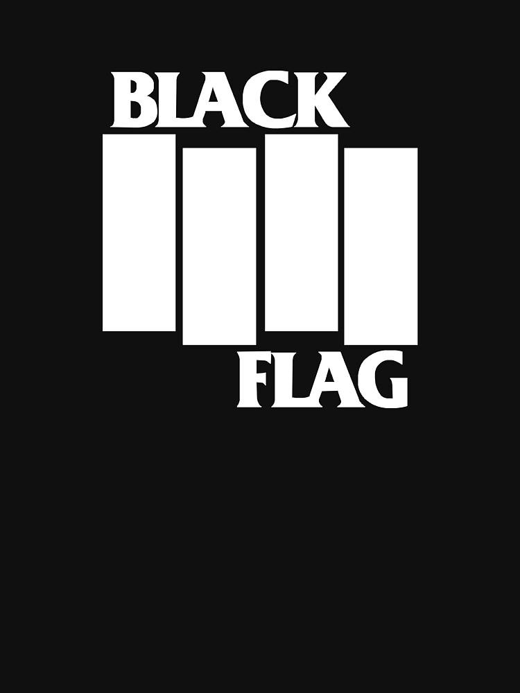 Best Seller Black Flag Merchandise by SherieHouston