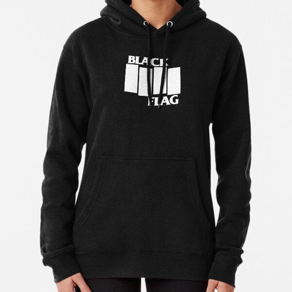 Best Seller Black Flag Merchandise Pullover Hoodie