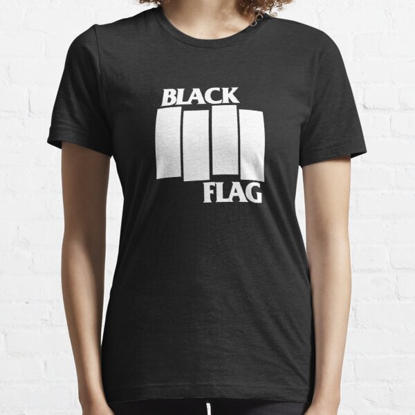 Best Seller Black Flag Merchandise Essential T-Shirt