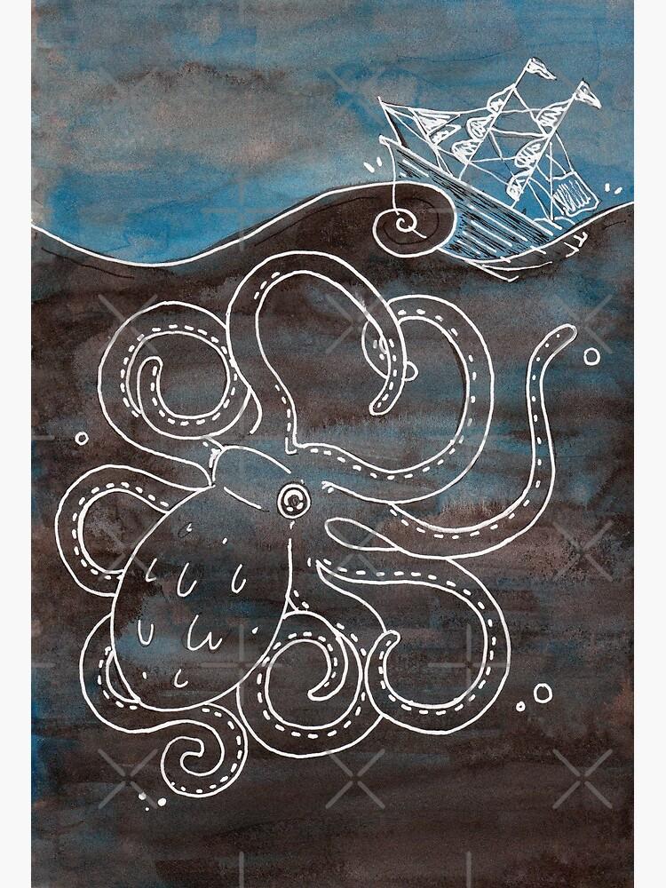 Kraken by Dart-Frog