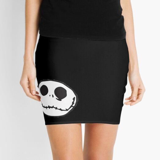 Happy Jack Skellington Mini Skirt