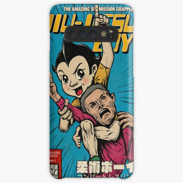 The Amazing Submission Grappling Jiu Jitsu Boy Samsung Galaxy Snap Case
