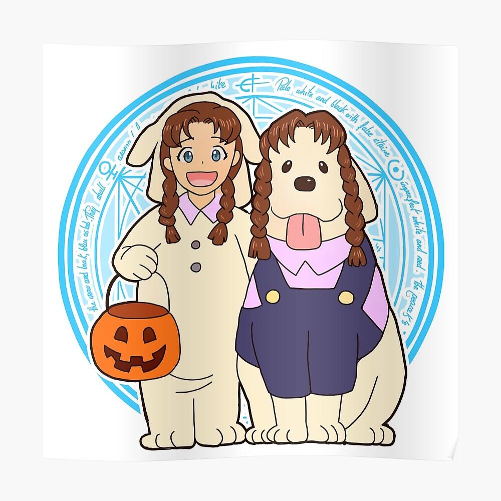 Fullmetal Alchemist Halloween Nina Tucker Funny Sticker By Derlaine Redbubble