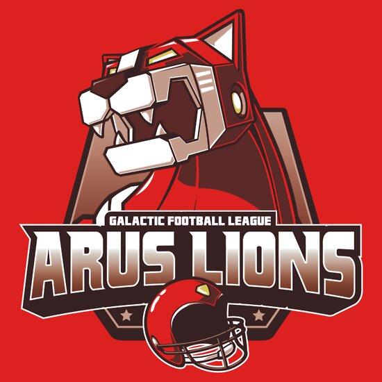 TShirtGifter presents: Go, Lion Football Team!