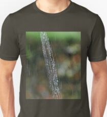 Spider Web In The Rain Unisex T-Shirt
