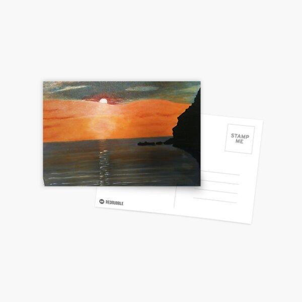 Sombreio - Pôr de Sol - Benguela Postcard