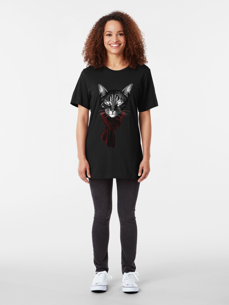Alternate view of Spirit of Warmth Slim Fit T-Shirt