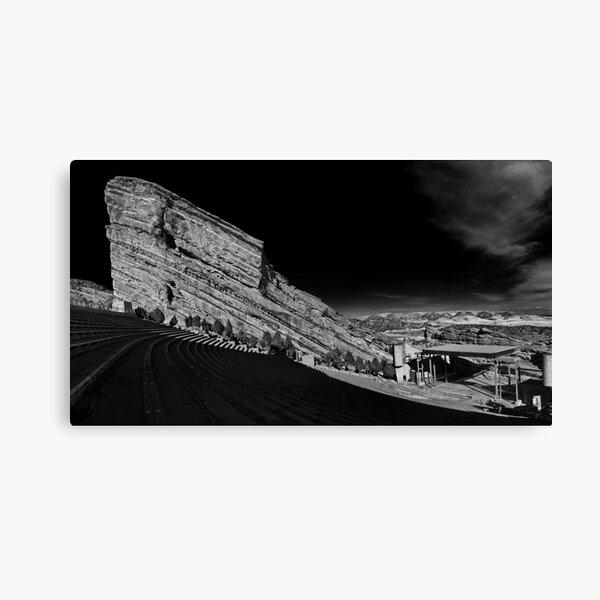 Anfiteatro Red Rocks Lienzo