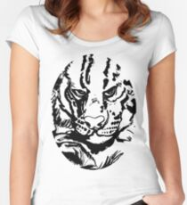 Ships Cat  Women's Fitted Scoop T-Shirt