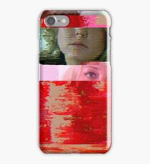 I'm about butterflys and evil iPhone Case/Skin