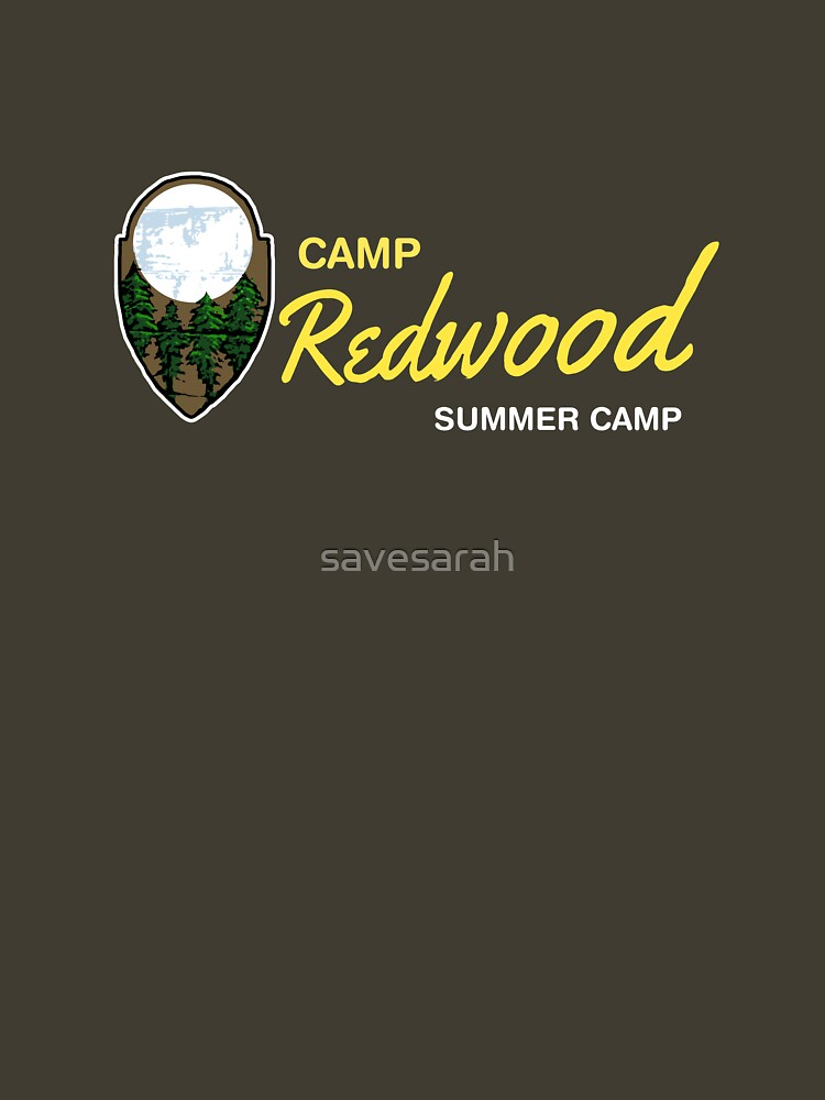 Redwood Camp by savesarah