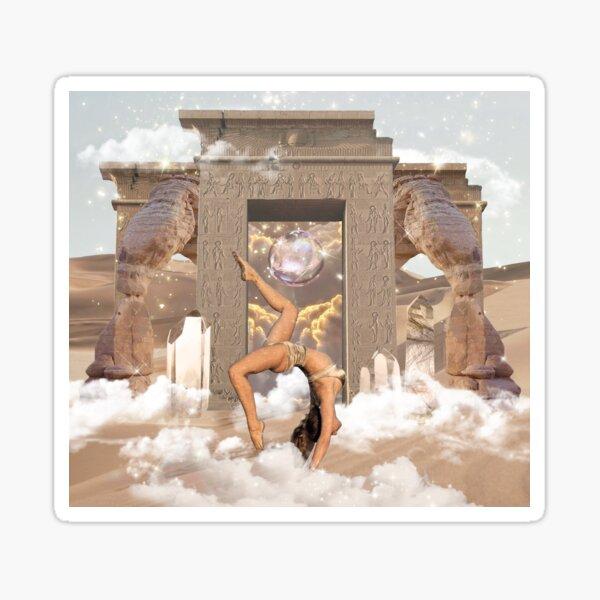 Desert Dawn   Prism + Fleur Design Studio Sticker