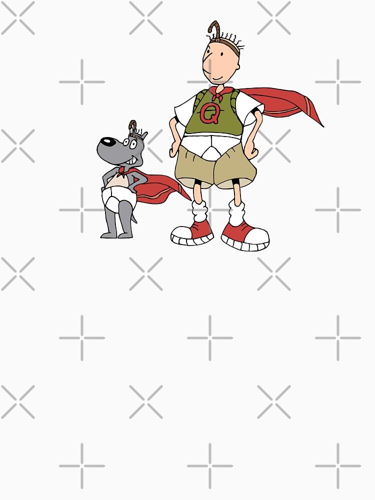 Doug Quail Man by savesarah