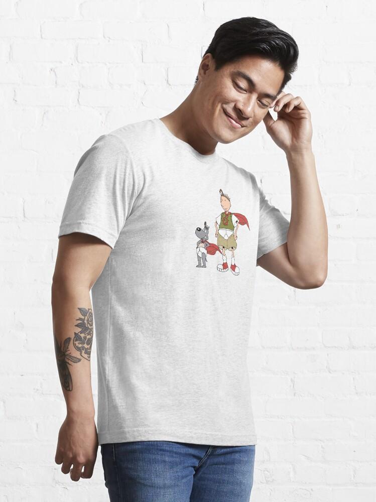 Alternate view of Doug Quail Man Essential T-Shirt