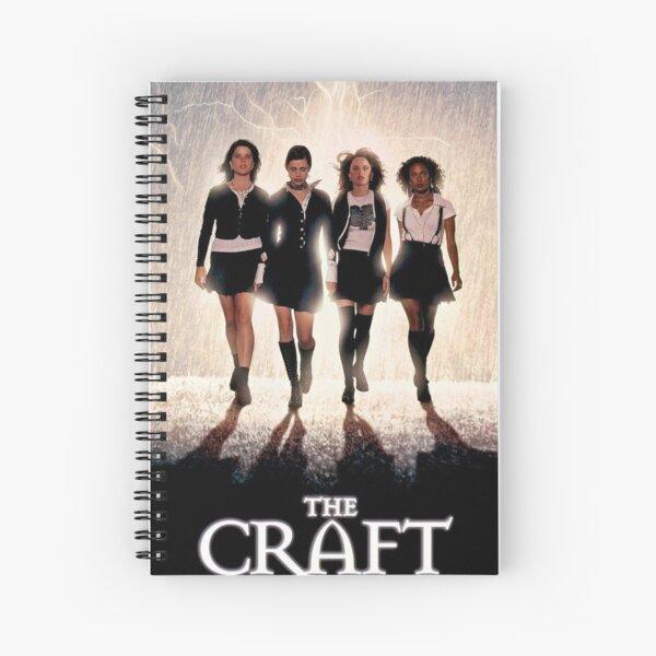 The Craft Merchandise  Spiral Notebook