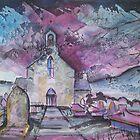 'St Cynhaearn's, Ynyscynhaearn' by Martin Williamson (©cobbybrook)