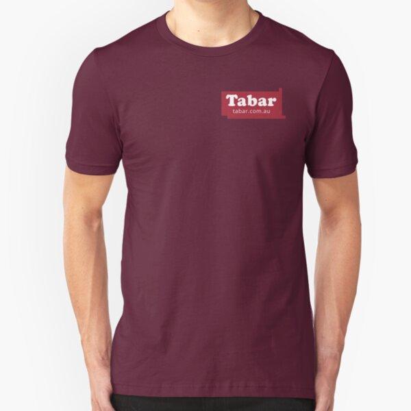 Tabar logo Slim Fit T-Shirt