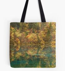 Autumn in China Tote Bag