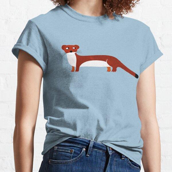 Weasel Classic T-Shirt