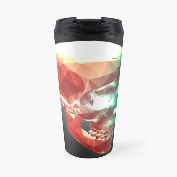 Crystal Skull Thermobecher