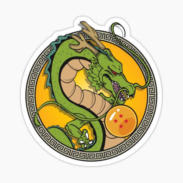Shenron | Dragonball inspiré Sticker