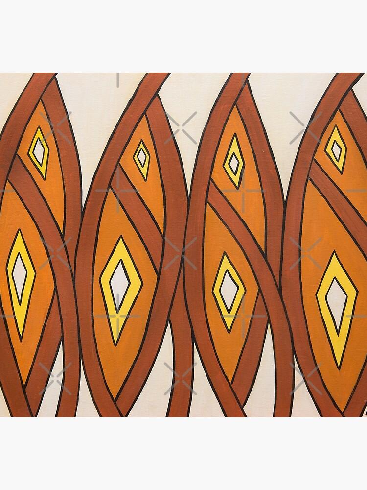 Crocodile Totem Design by kgari3sisters