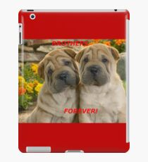 Brothers Forever  iPad Case/Skin