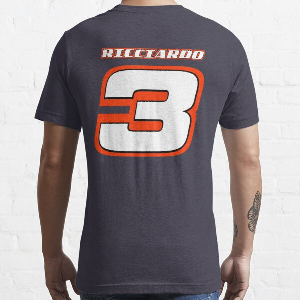 Damiel RICCIARDO _ Number 3_2014 Essential T-Shirt