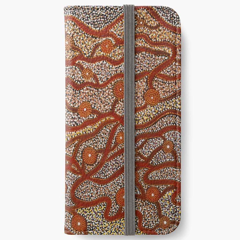 Majestic Mountains iPhone Wallet