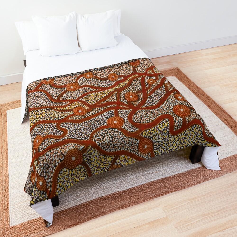 Majestic Mountains Comforter