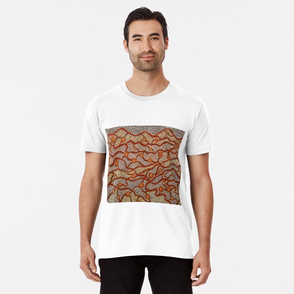 Majestic Mountains Premium T-Shirt