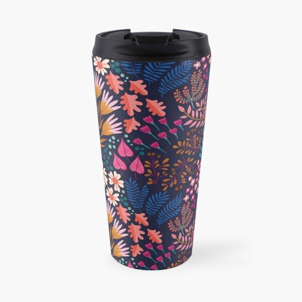 BLISS Flower Field Travel Mug