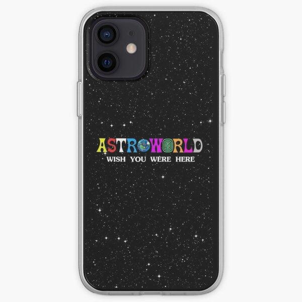 ASTROWORLD Funda blanda para iPhone