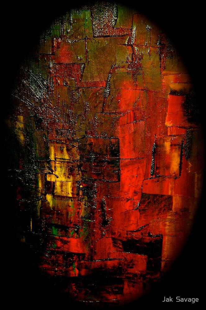 Molten Rock by Jak  Savage