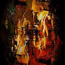 Burning Anger by Jak  Savage
