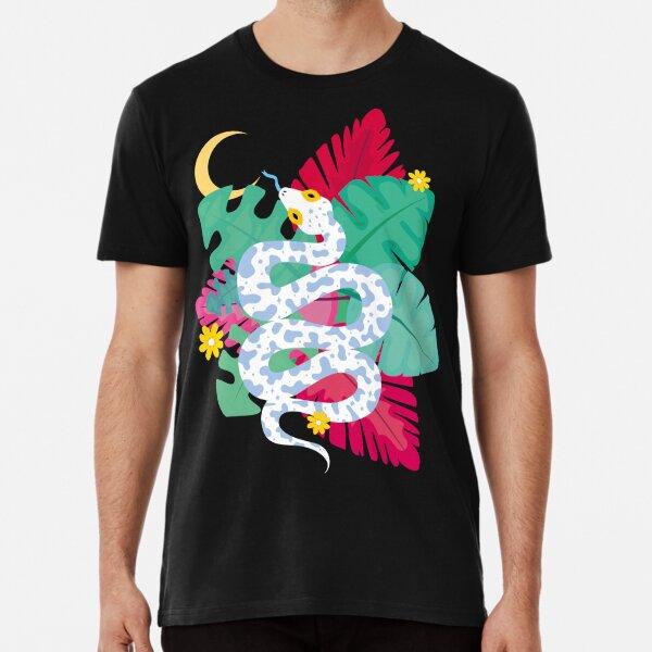 Snake moon T-shirt premium