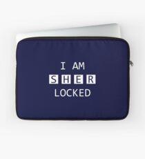I Am SHER Locked Laptop Sleeve