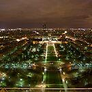 Paris by Night by mejmankani