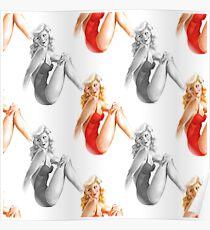 Swimsuit Girl Poster