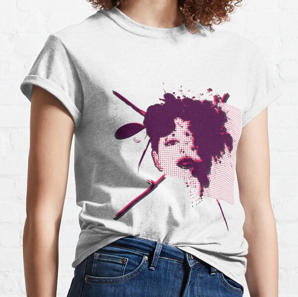 Fizzing Forth Pink Gin Classic T-Shirt
