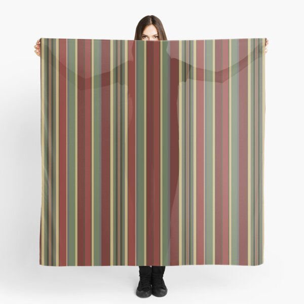 Mansion Stretching Room Wallpaper Scarf