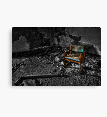 Sole Survivor Canvas Print